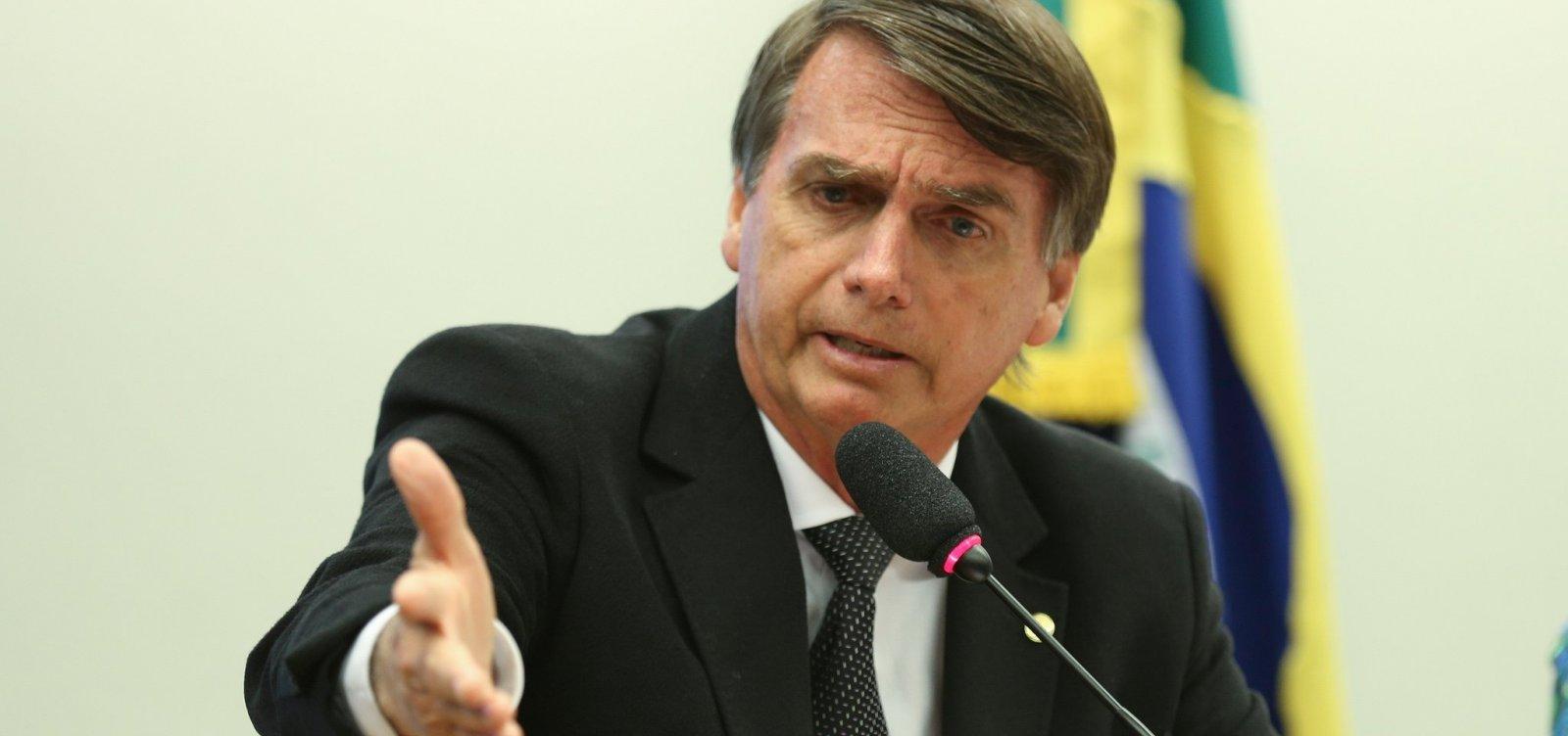 Mesmo com carta branca a Moro, combate a corrupção deve ter responsabilidade, diz Bolsonaro