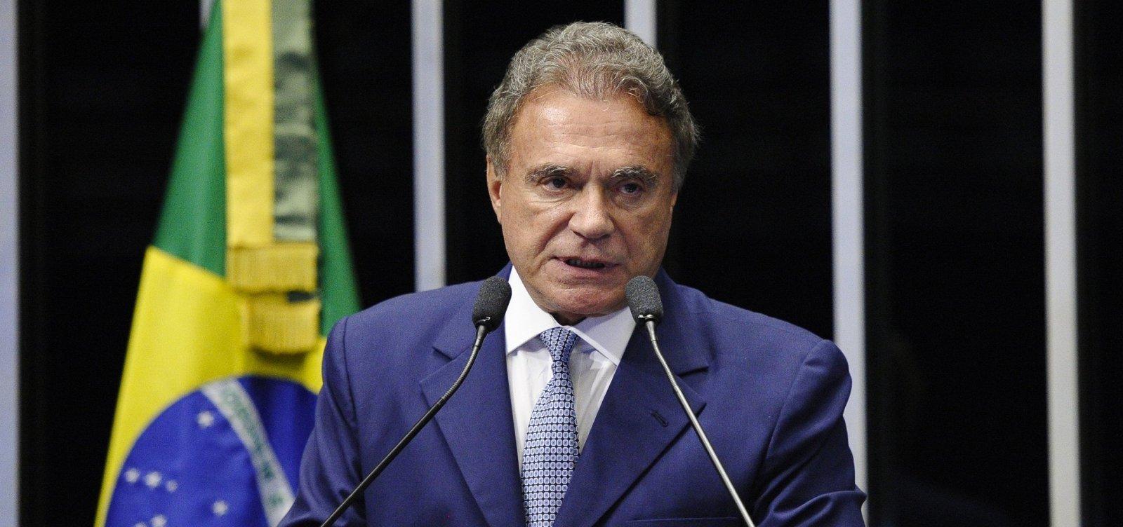 Podemos quer Alvaro Dias na presidência do Senado