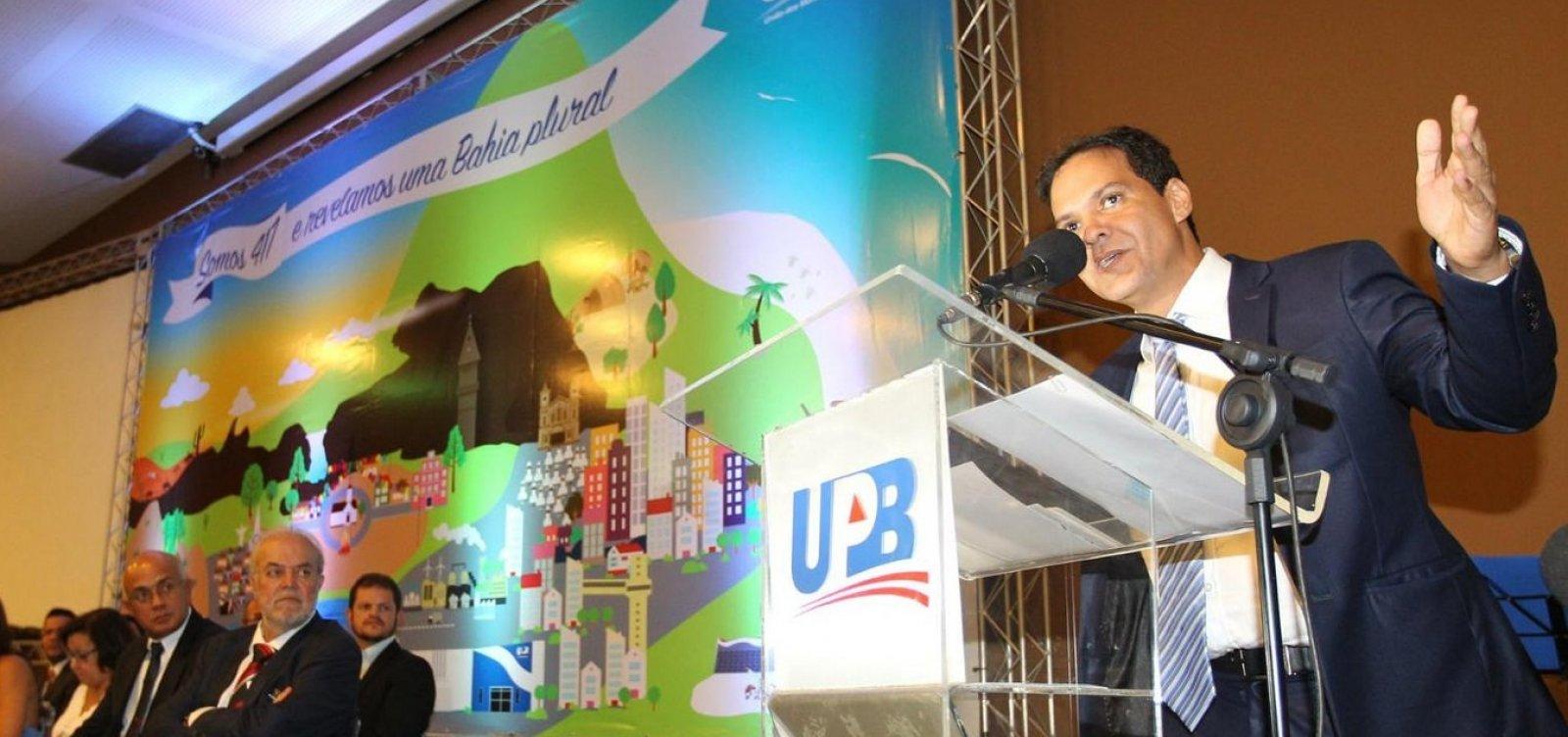 Eures diz que decide na próxima semana se será candidato à reeleição na UPB