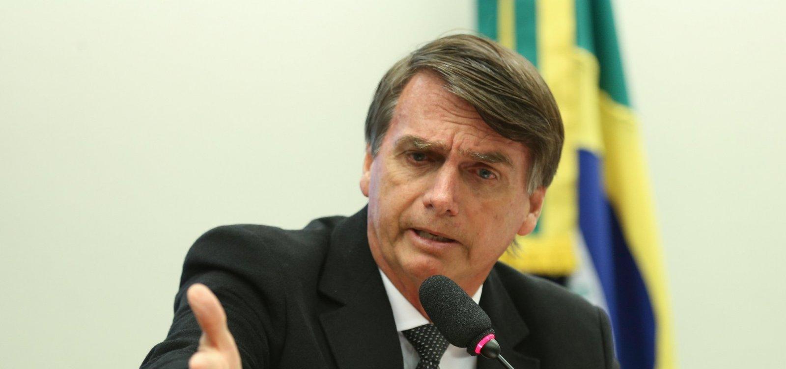 Bolsonaro defende aprovar idade mínima para aposentadoria ainda neste ano