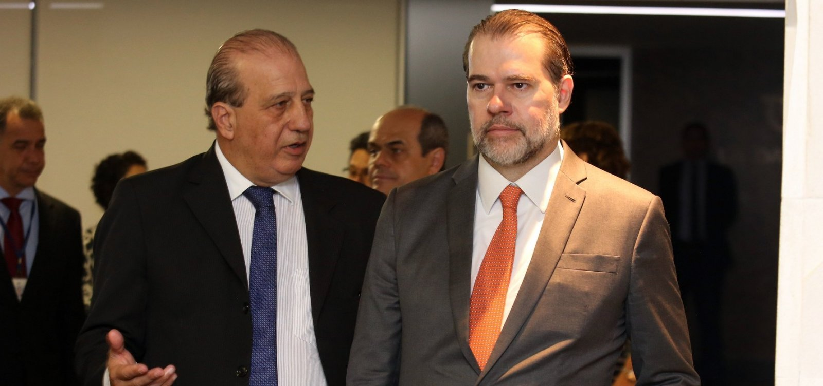 Toffoli defende reformas e fala em 'renovar' a Constituição