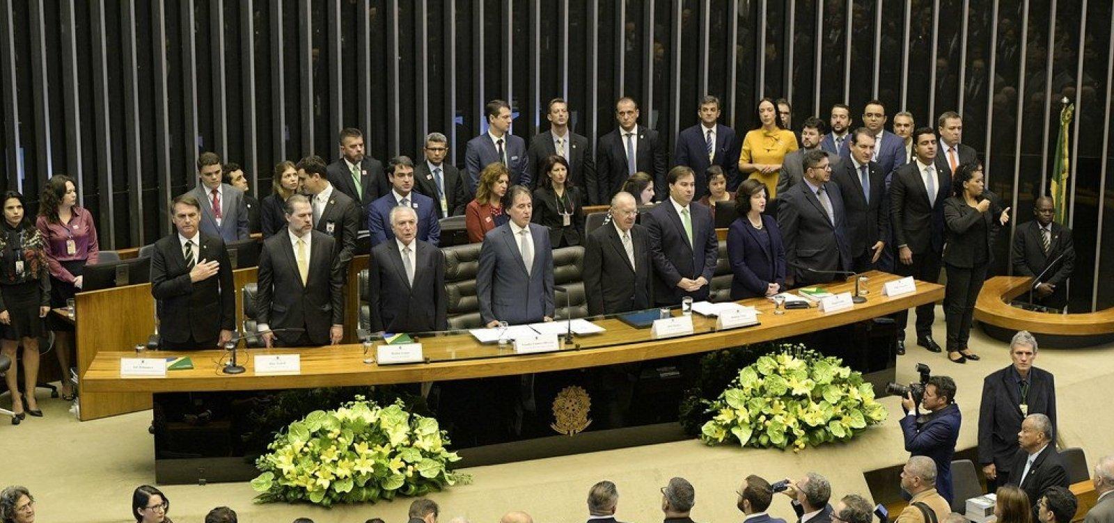 Sem aplauso de Bolsonaro, Dodge defende constituição e minorias