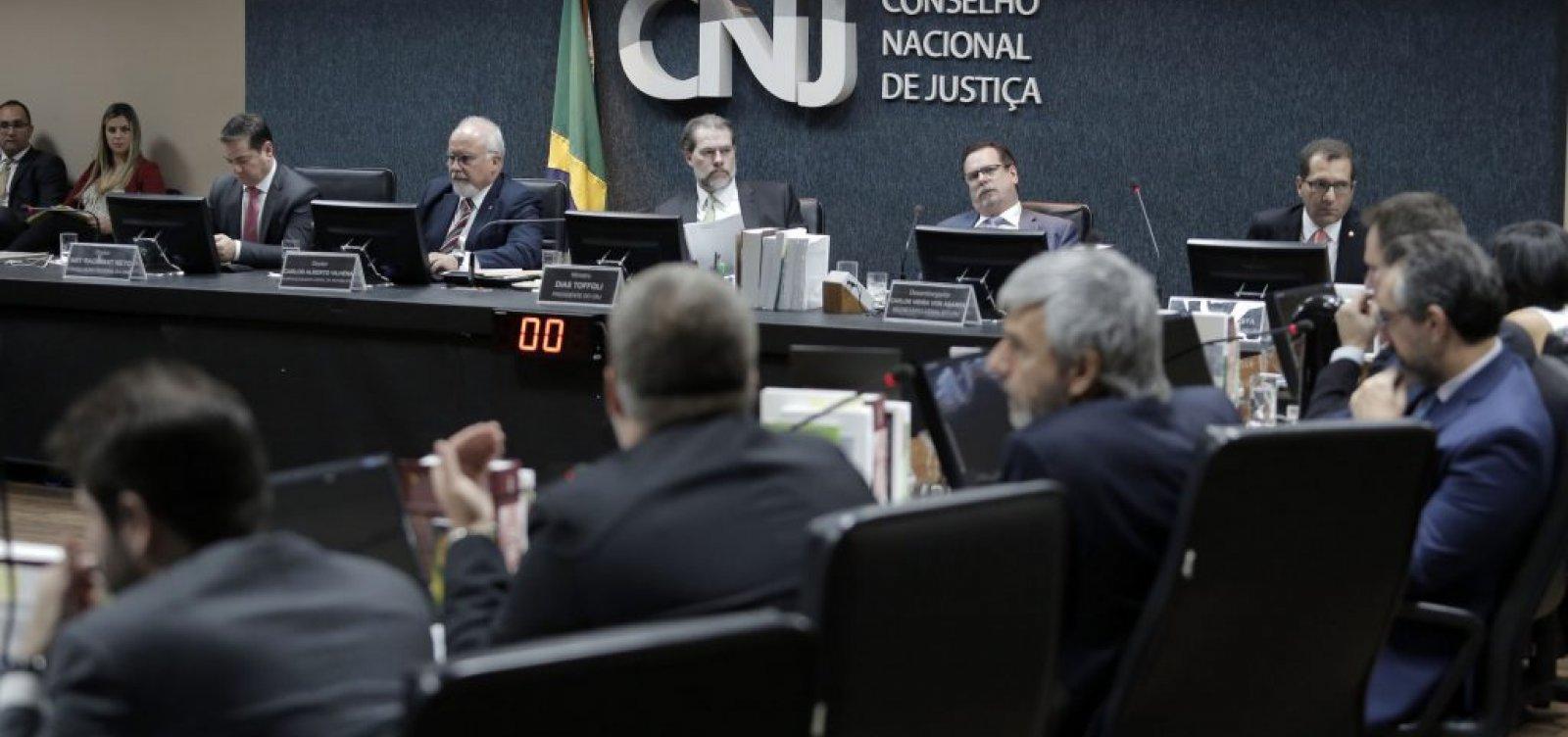 CNJ abre processo contra juiz que acusou Gilmar Mendes de receber propina