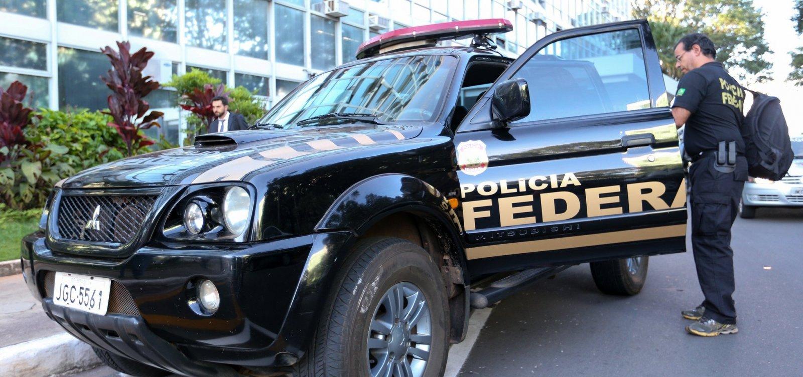 Operações Sombra e Escuridão e Elymas Magus: PF realiza buscas em 23 prefeituras da Bahia