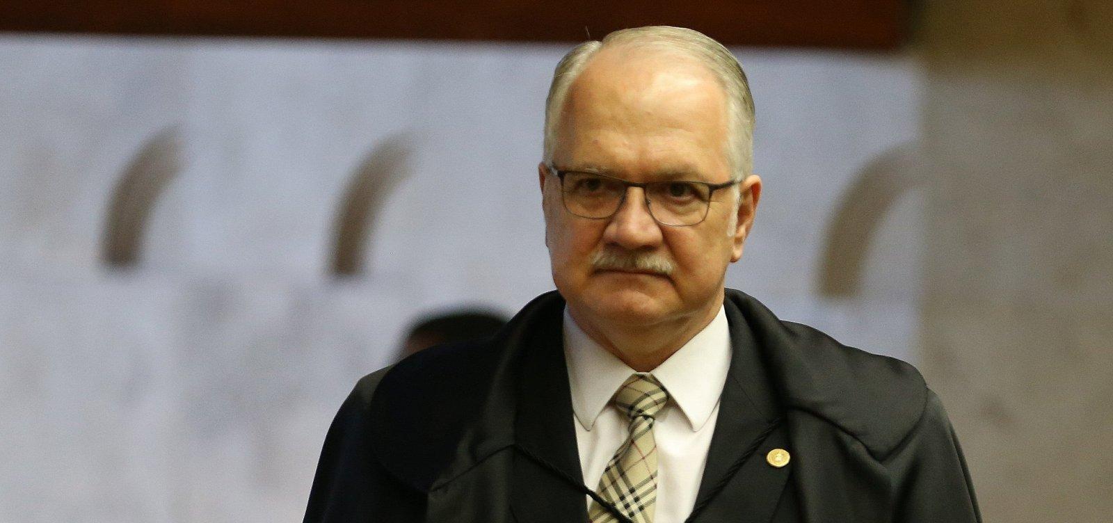 Fachin diz que STF pode julgar habeas corpus de Lula ainda neste ano
