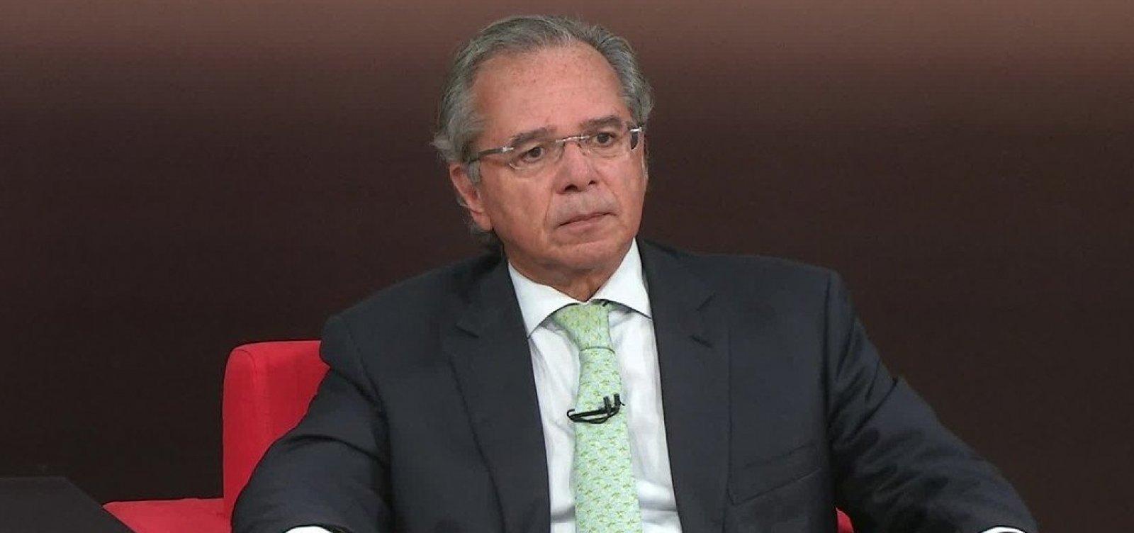 Paulo Guedes se reúne com governadores eleitos na próxima semana