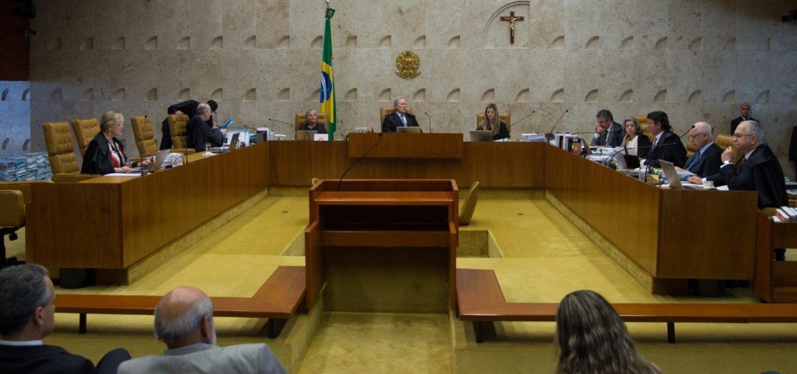 Senado aprova aumento de 16% para ministros do STF e PGR