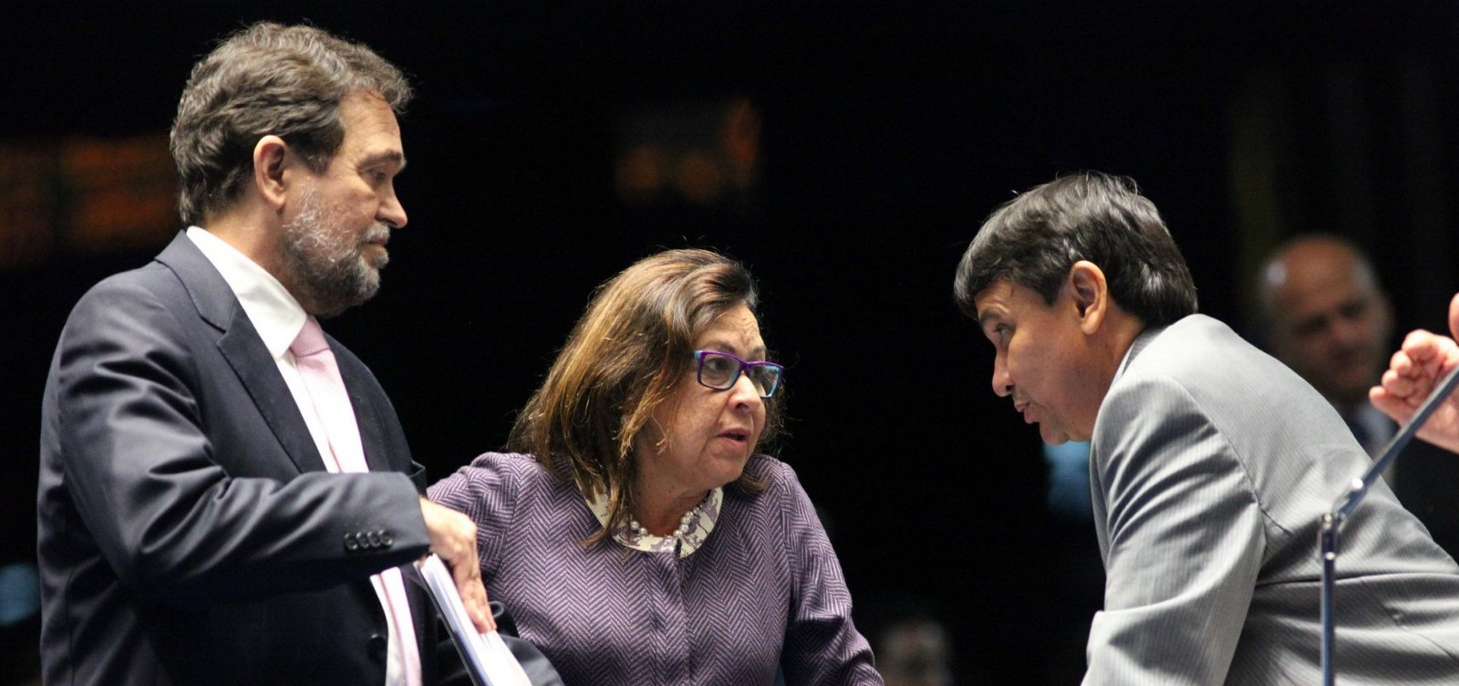 Lídice vota contra reajuste para ministros do STF; Otto e Pinheiro são a favor