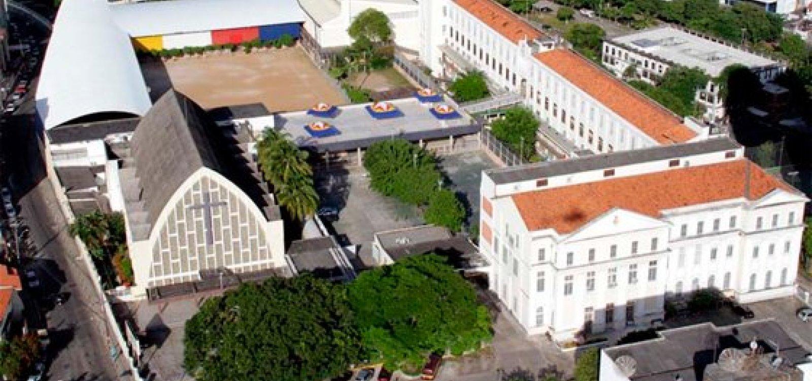 Colégio Antônio Vieira repudia mensagens ofensivas de alunos em redes sociais