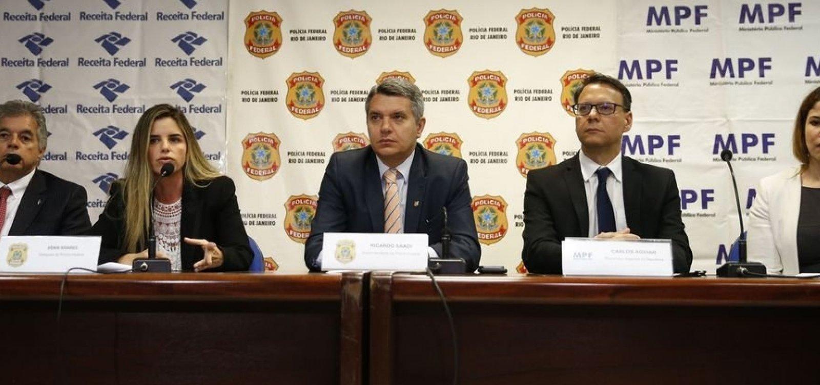 Esquema da 'propinolândia' da Assembleia do Rio movimentou ao menos R$ 54 milhões