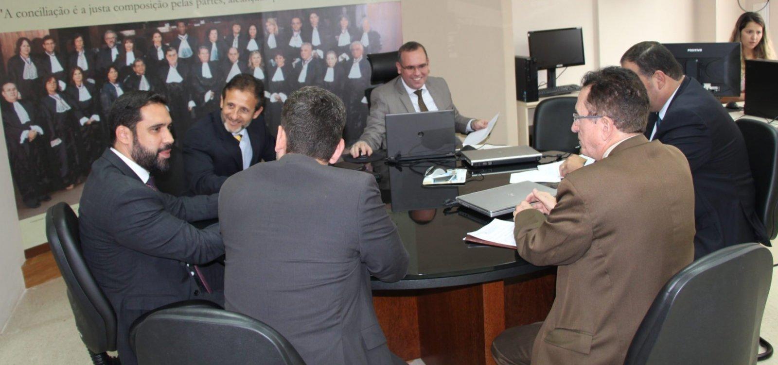 Vitória renova acordo com TRT para parcelar dívidas e evitar penhoras