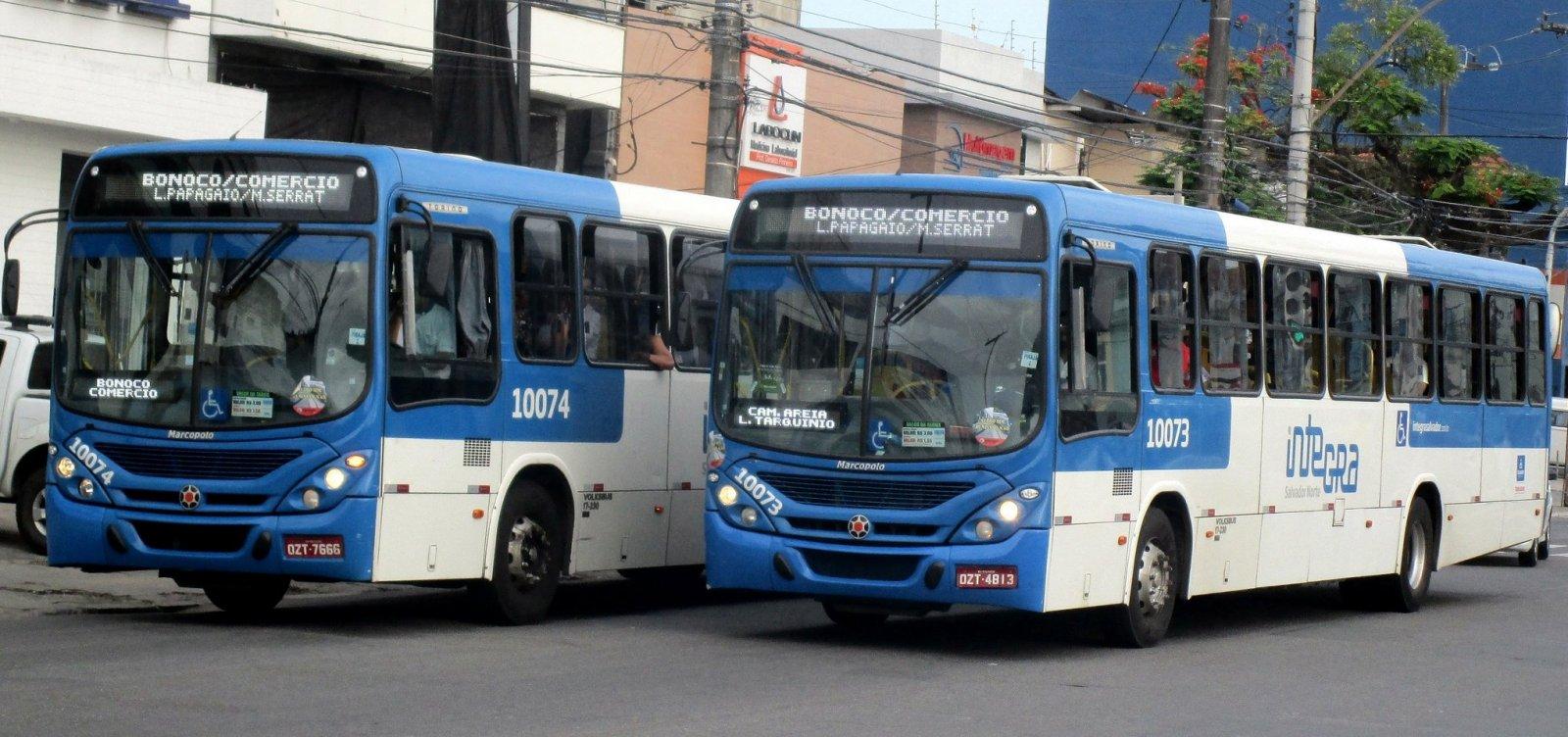 Linhas de ônibus de Salvador serão reforçadas durante o período do verão