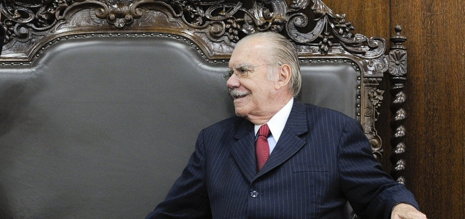 Ministro do Supremo derruba censura ao Estadão sobre filho de Sarney
