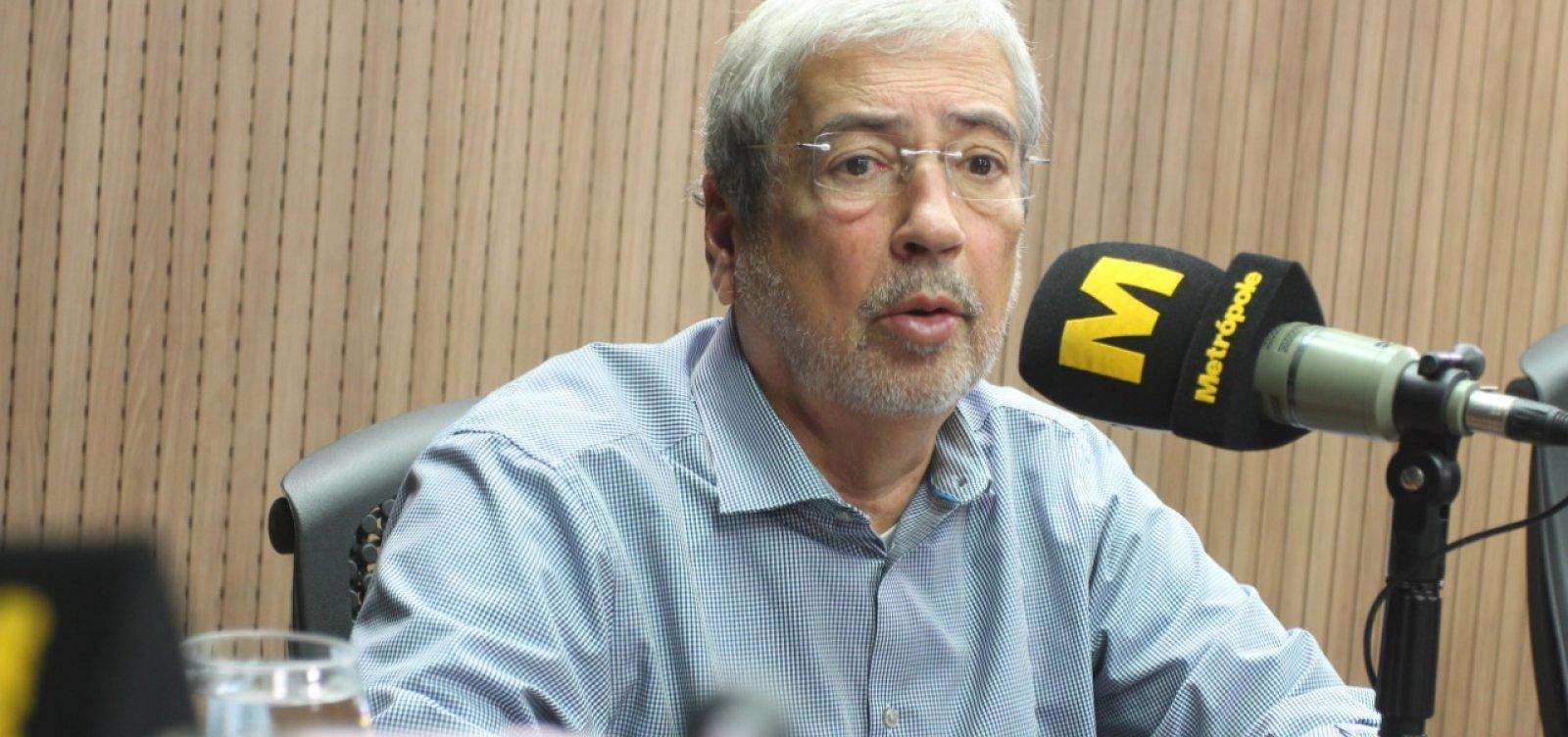 'O povo brasileiro acertou em eleger o anti-PT', avalia Imbassahy