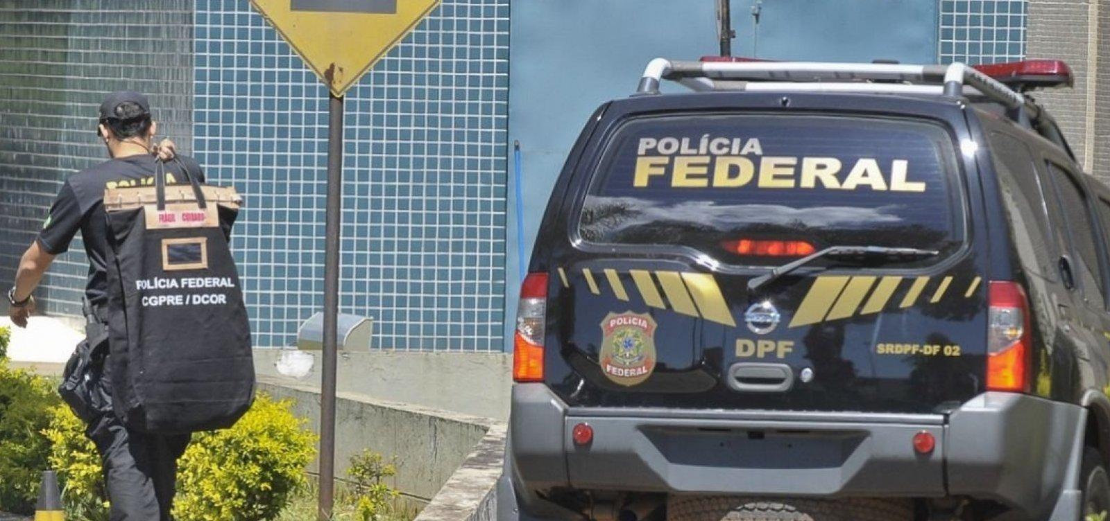 PF combate quadrilha acusada de desviar R$ 40 mi da saúde e educação no Pará