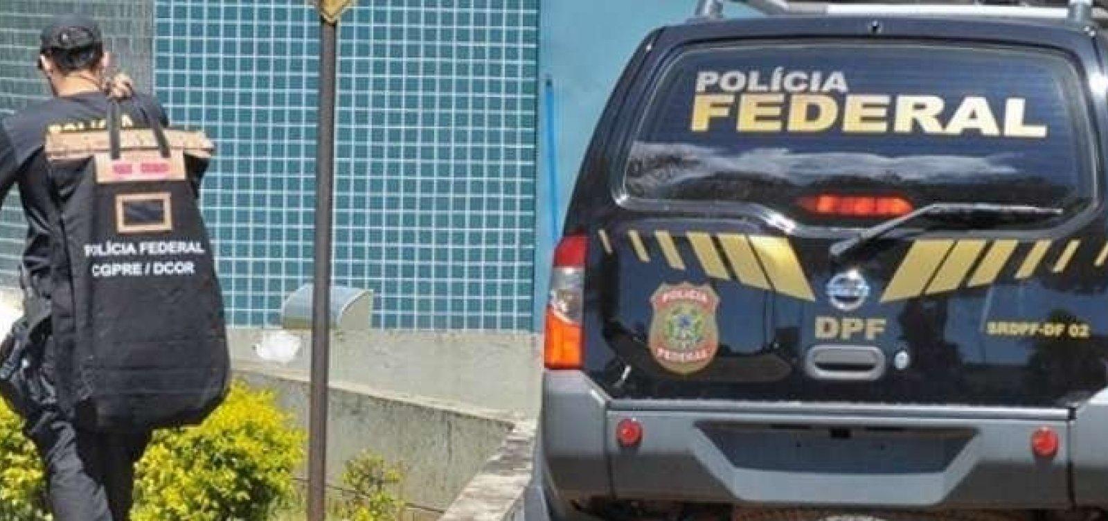 Governador do RJ exonera gestores presos em operação da PF