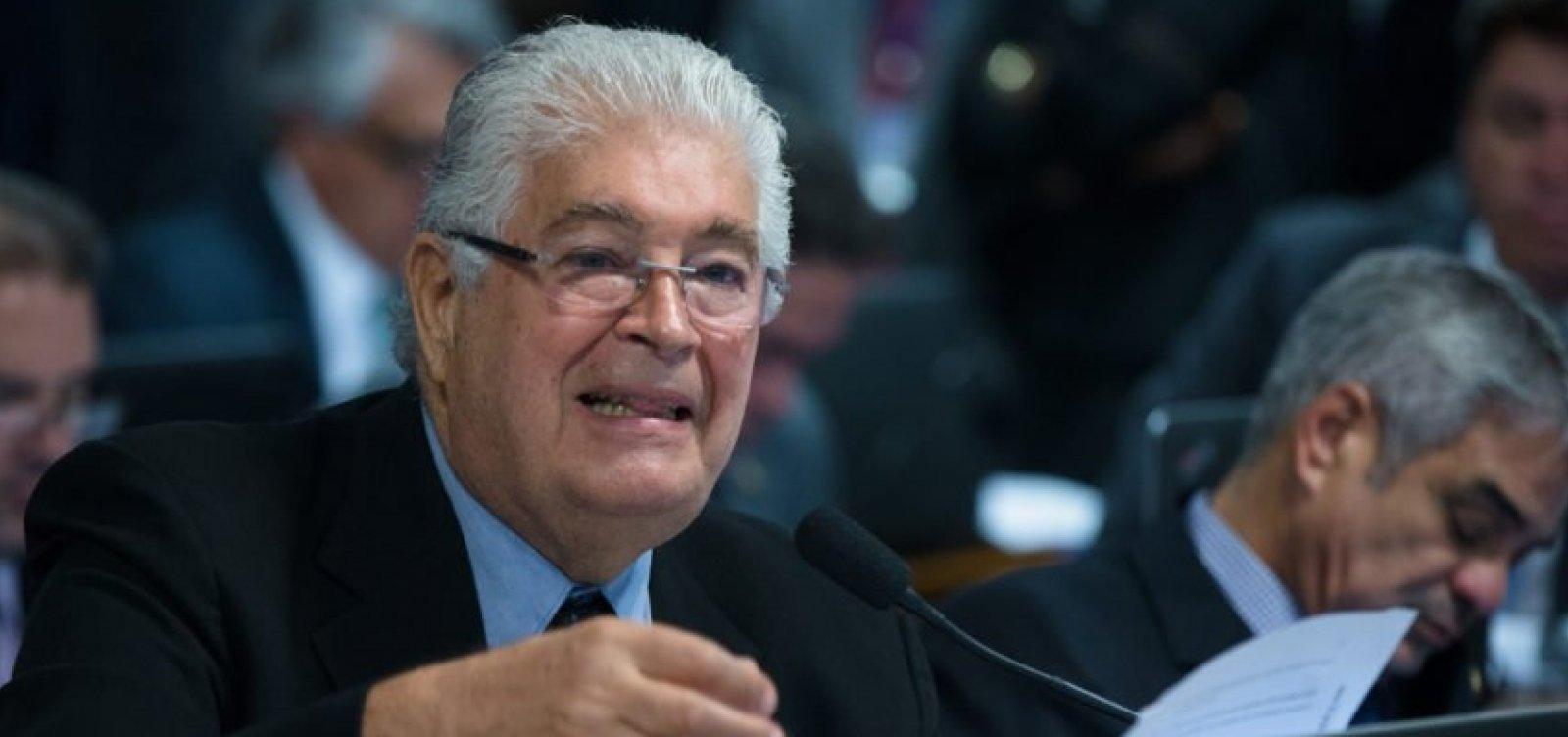 Senador ironiza Moro e apresenta projeto de lei 'Ônix Lorenzoni'