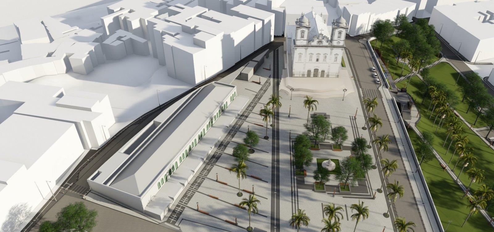 Com obras atrasadas, empresa quer disputar construção de R$ 20 mi em Salvador
