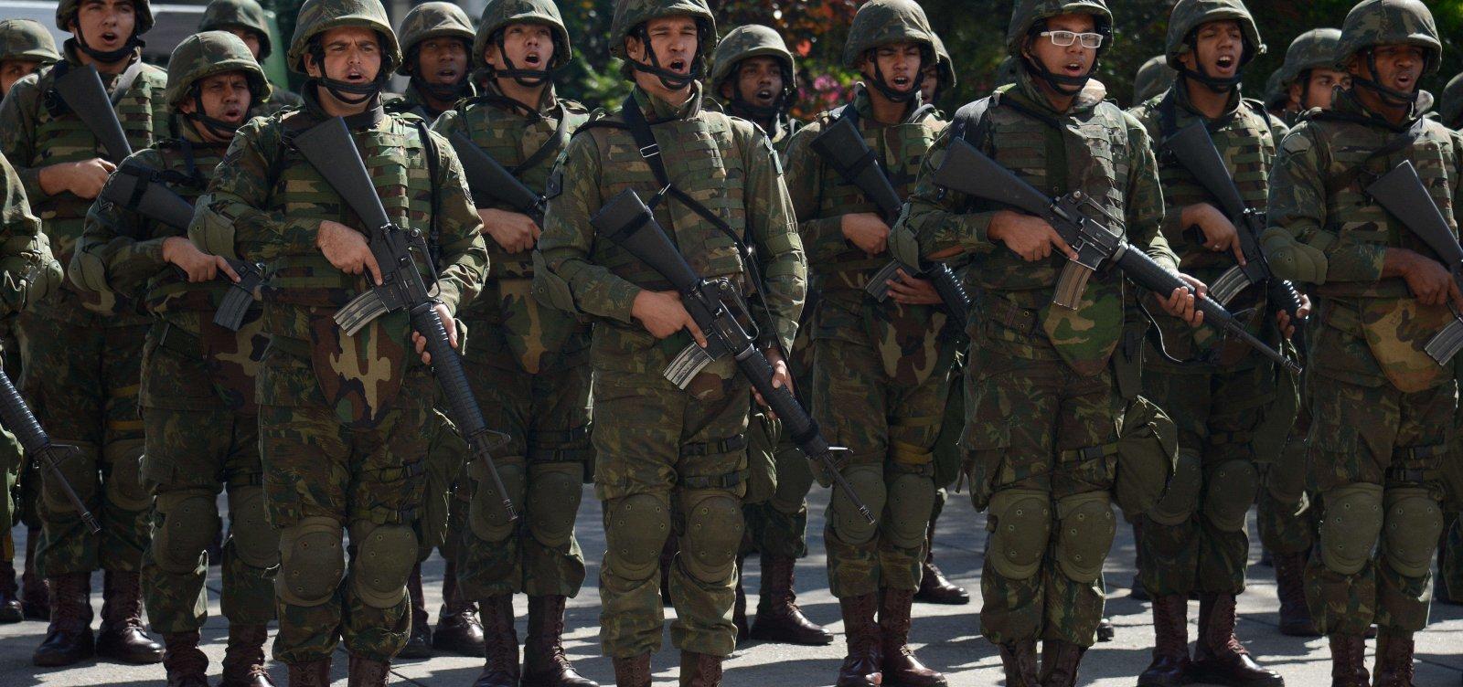 Forças Armadas manifestam interesse em discutir reajuste e reestruturação com Previdência