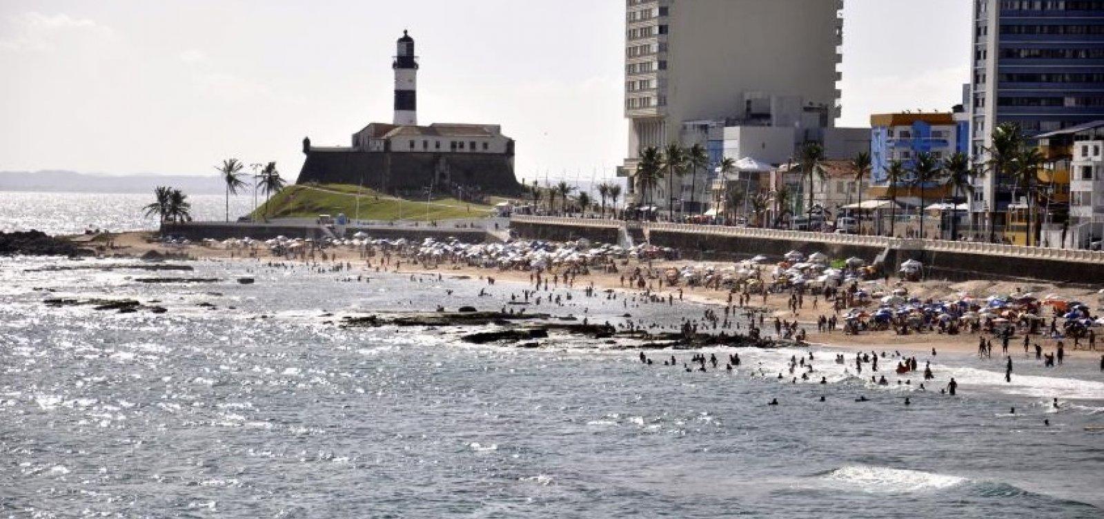 Inema aponta 16 praias impróprias para banho; saiba quais