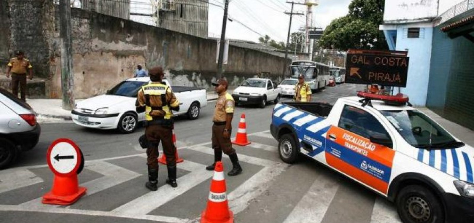 Eventos alteram o trânsito em diversos pontos de Salvador; saiba mais
