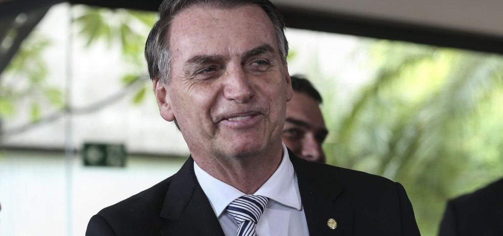 Futuro ministro do Meio Ambiente deverá facilitar a vida dos produtores agrícolas, diz Bolsonaro
