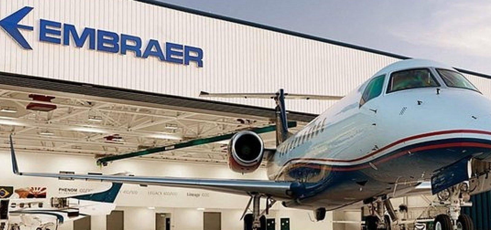 TRF-3 derruba liminar que suspendia acordo entre Boeing e Embraer