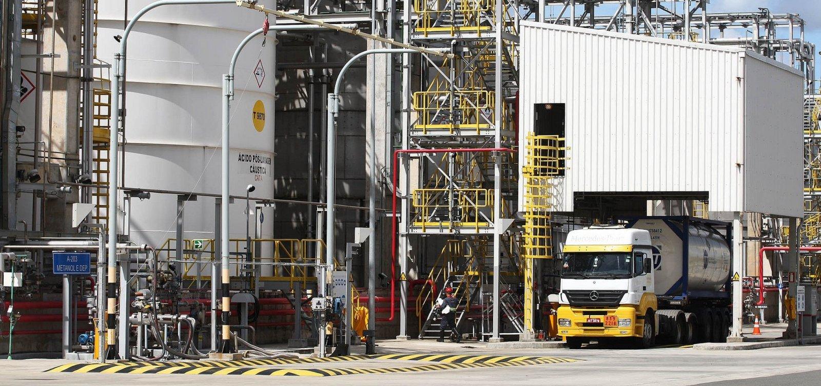 Indústria baiana fechou 2018 com crescimento de 0,8%, diz IBGE