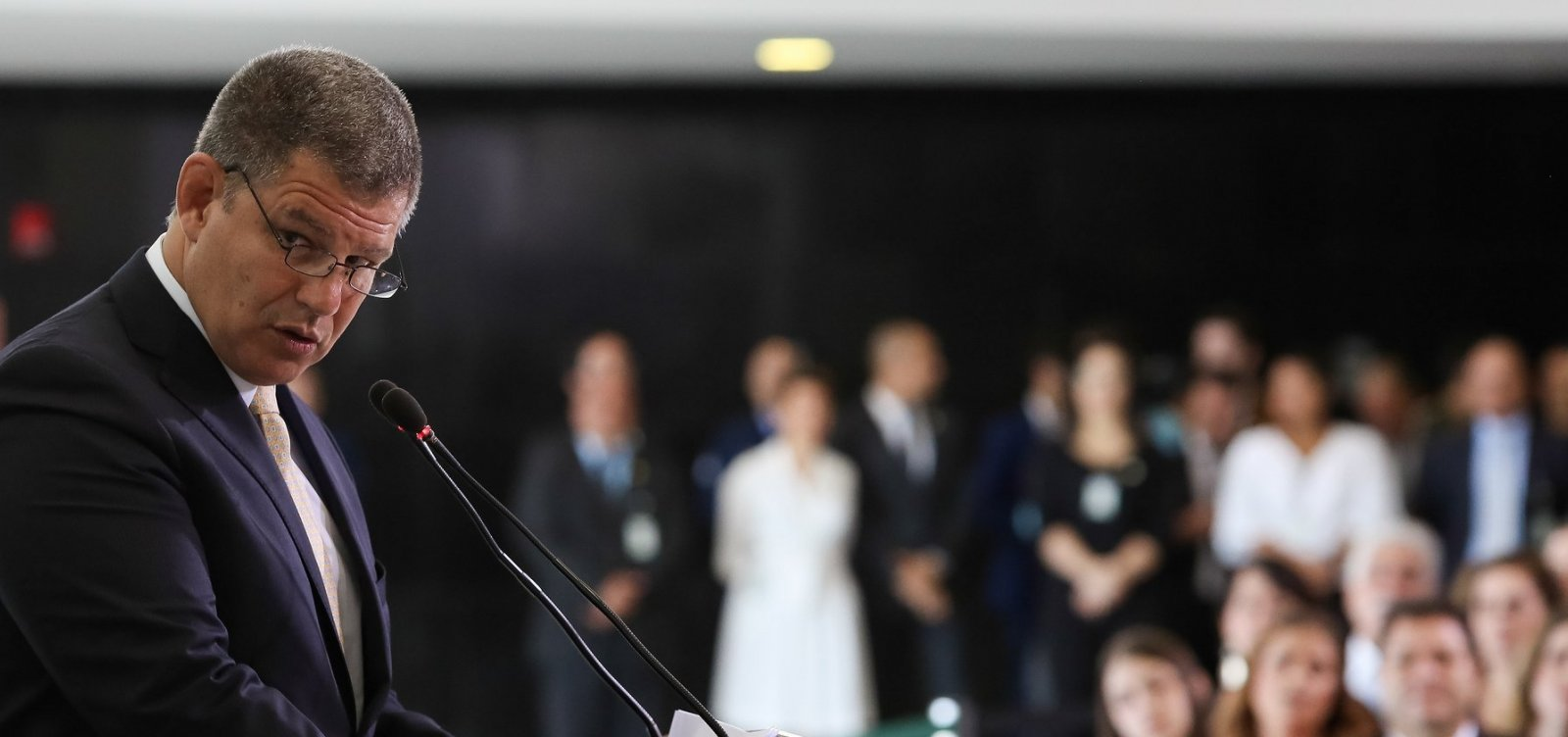 Bebianno divulga áudios que desmentem Bolsonaro; confira