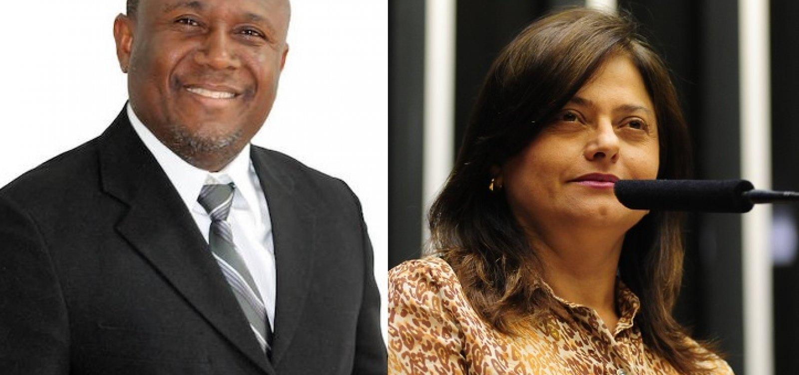 Com Neto lembrado, Alice Portugal e Irmão Lázaro são os mais citados em pesquisa de intenção para 2020