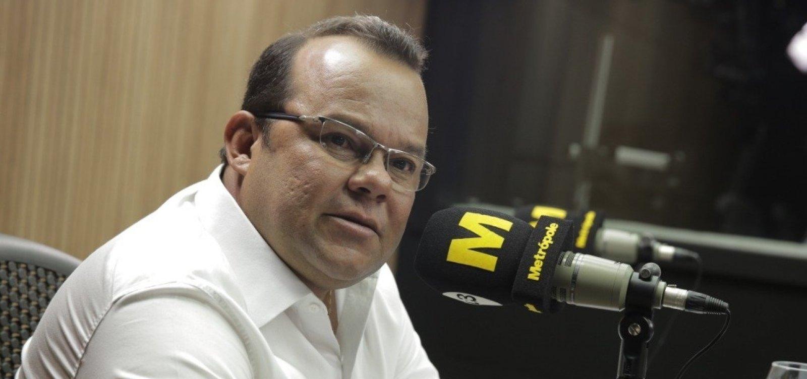 Geraldo Jr. nega retaliação de vereadores contra ACM Neto