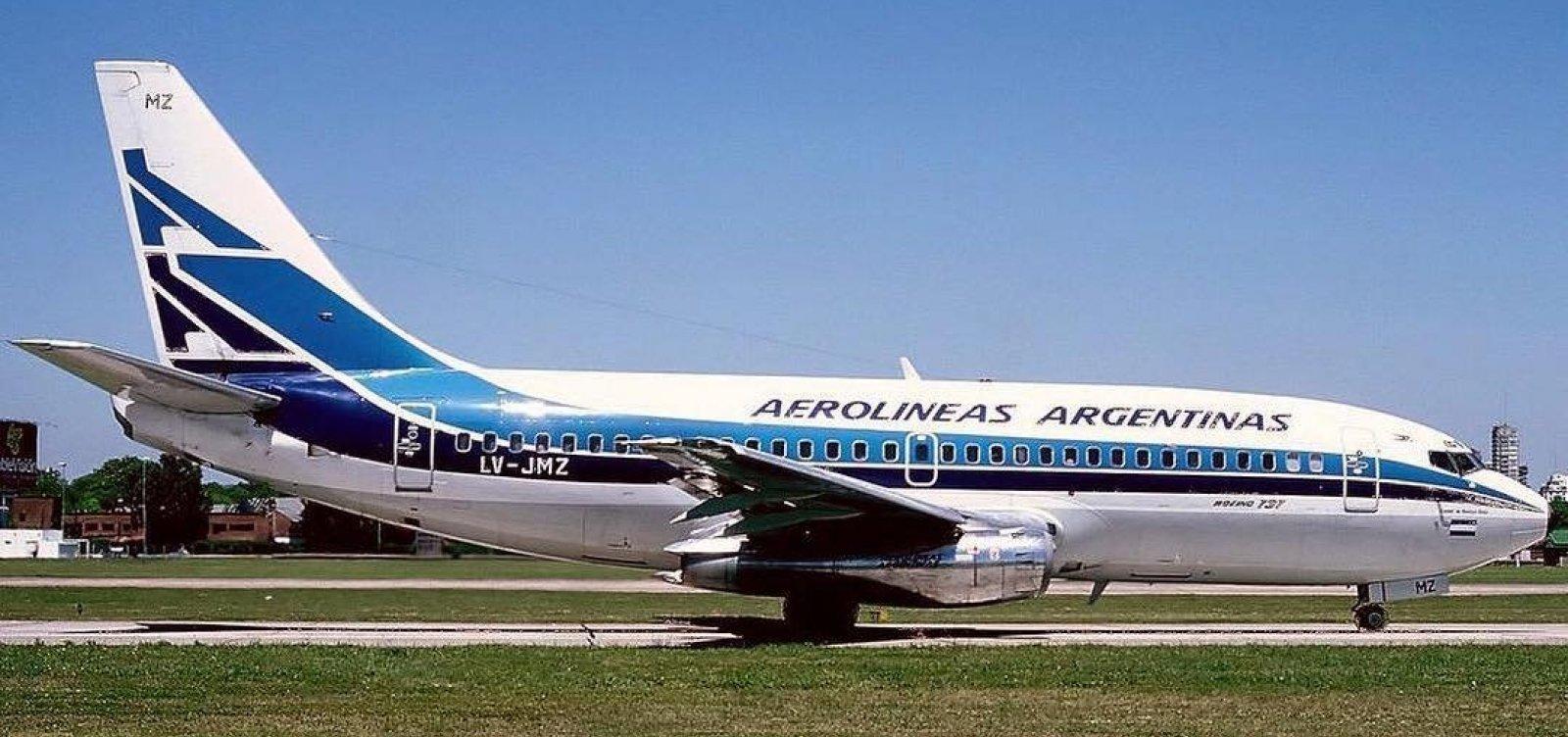 Voos de Salvador para Buenos Aires e Santiago terão passagens mais baratas