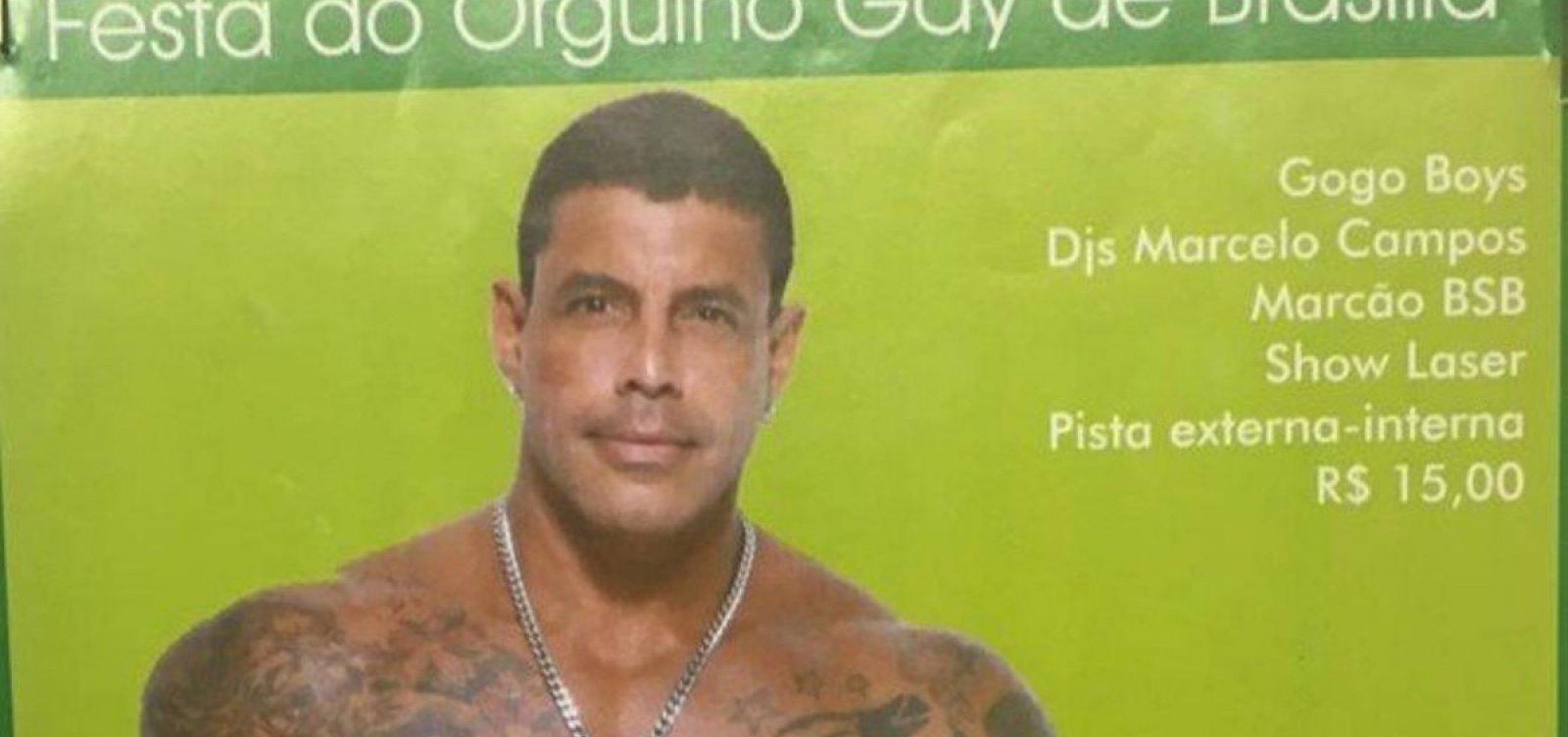 Acusado de dar calote em festa gay, Alexandre Frota pode ter salário bloqueado