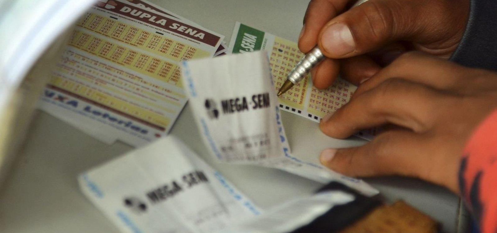 Ninguém acerta a Mega-Sena e prêmio acumula em R$ 32 milhões