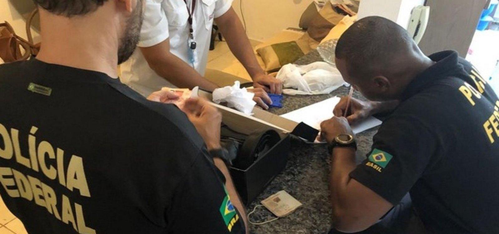 Operação da PF contra desvio de recursos em SE cumpre mandado em Salvador