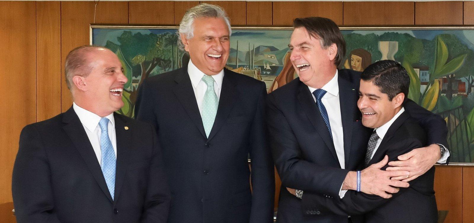 ACM Neto diz que DEM pode integrar base de Bolsonaro