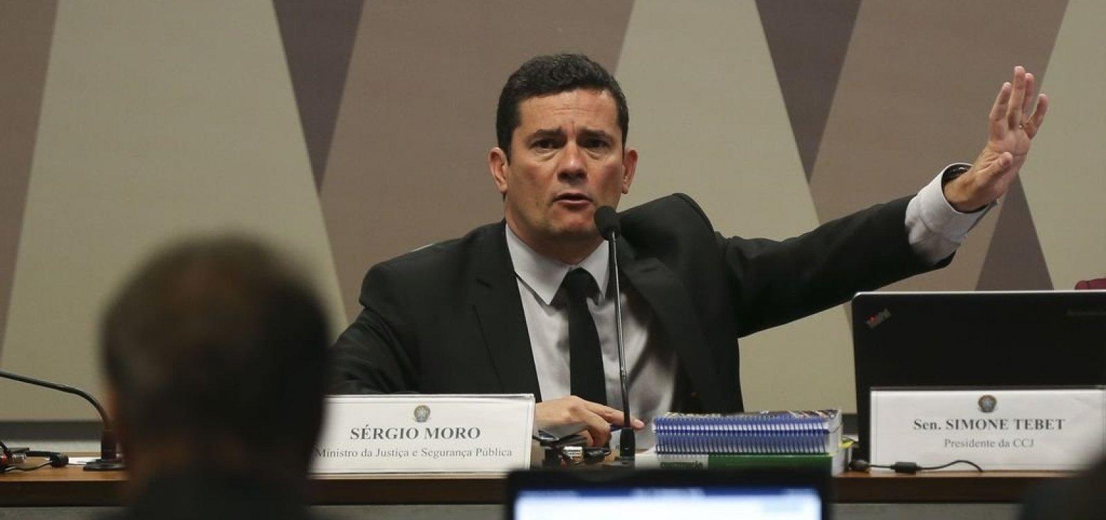 Moro cria plano para reduzir crimes violentos no país