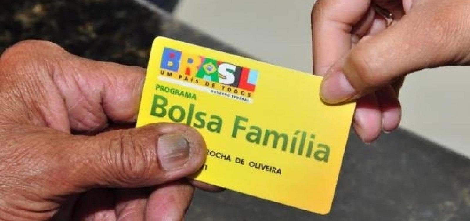 Bolsonaro confirma 13º salário do Bolsa Família após 'combate a fraude'