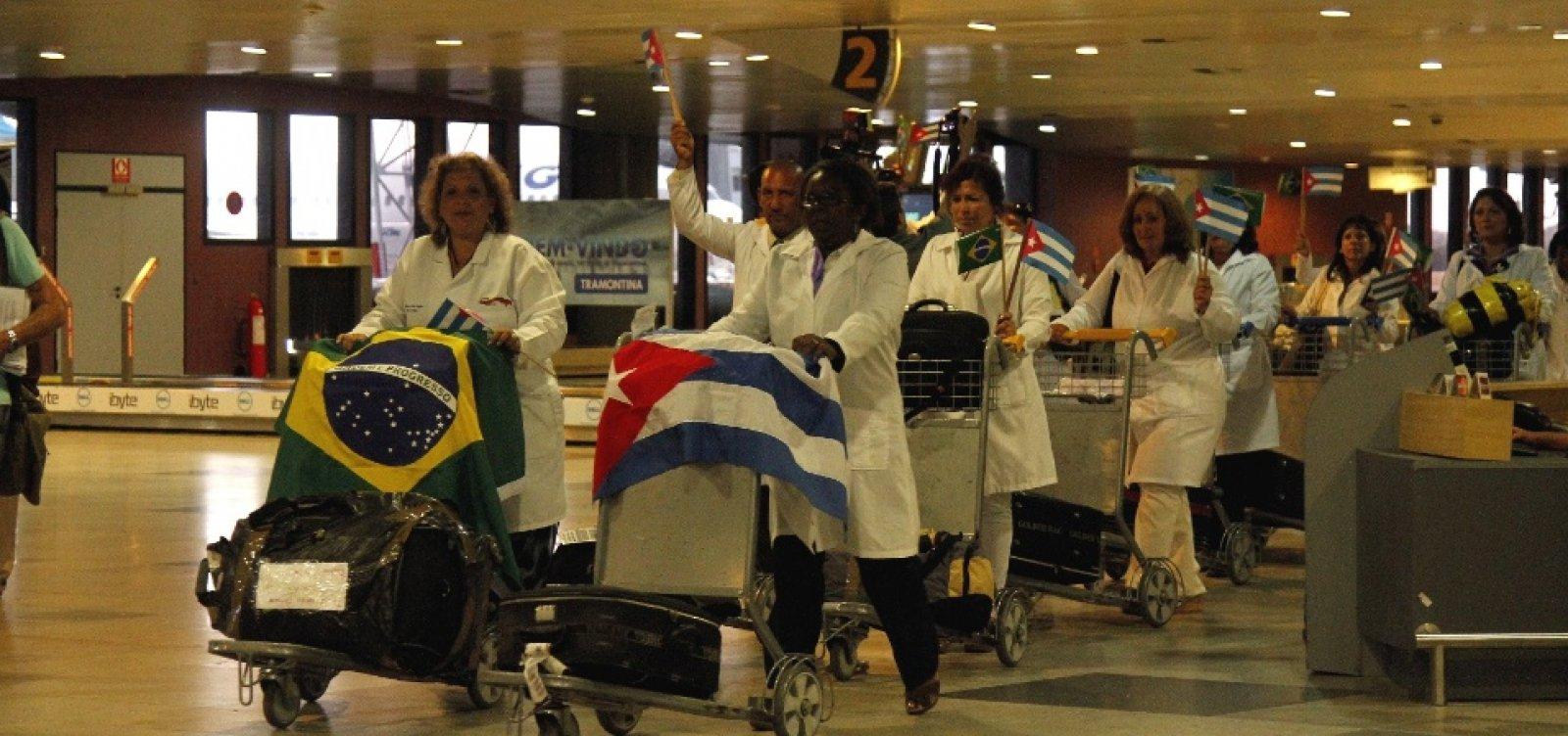 Bahia é segundo estado com maior número de desistências do Mais Médicos