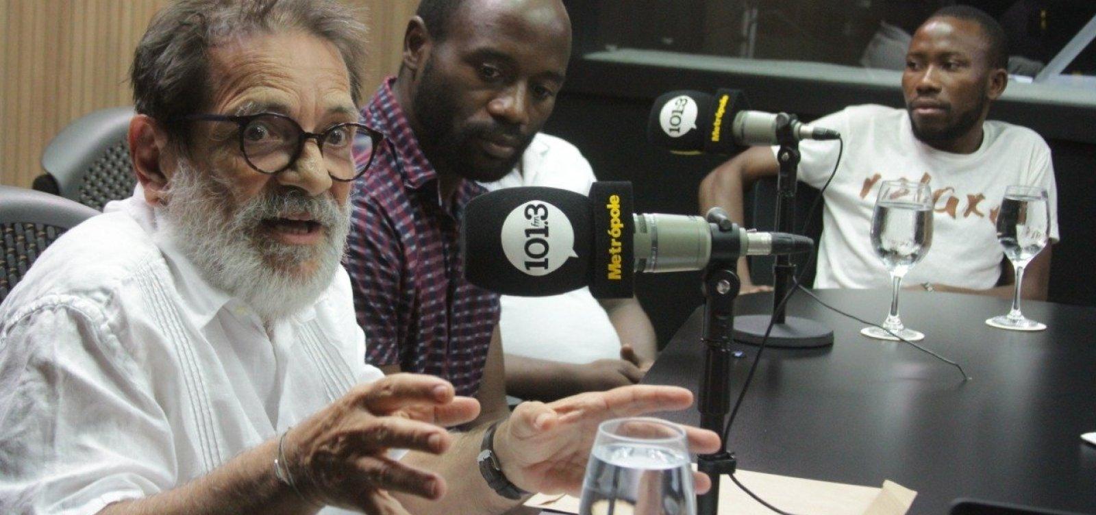 Ufba faz campanha para ajudar Moçambique; saiba como contribuir