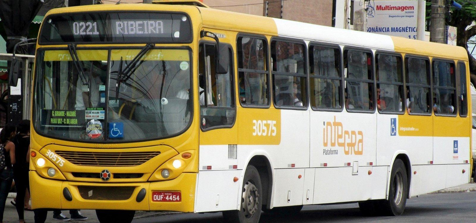 Rodoviários decidem proibir entrada de baleiros em ônibus de Salvador