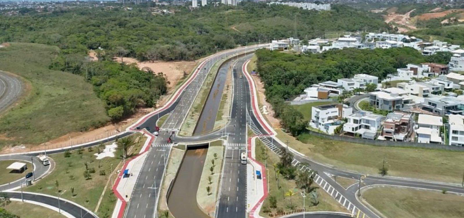Avenida 29 de Março é inaugurada hoje em Salvador