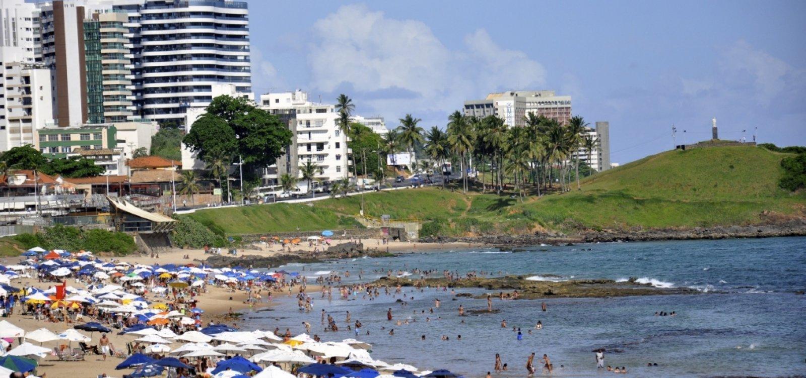 Bahia tem 28 praias impróprias para banho; 18 estão em Salvador