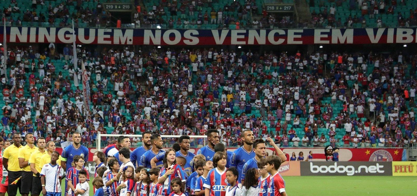Bahia dá início à venda de ingressos para decisão contra o CRB