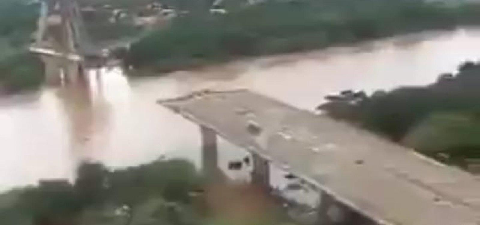 Chuva deixa Teresina e mais 14 municípios piauienses em estado de emergência