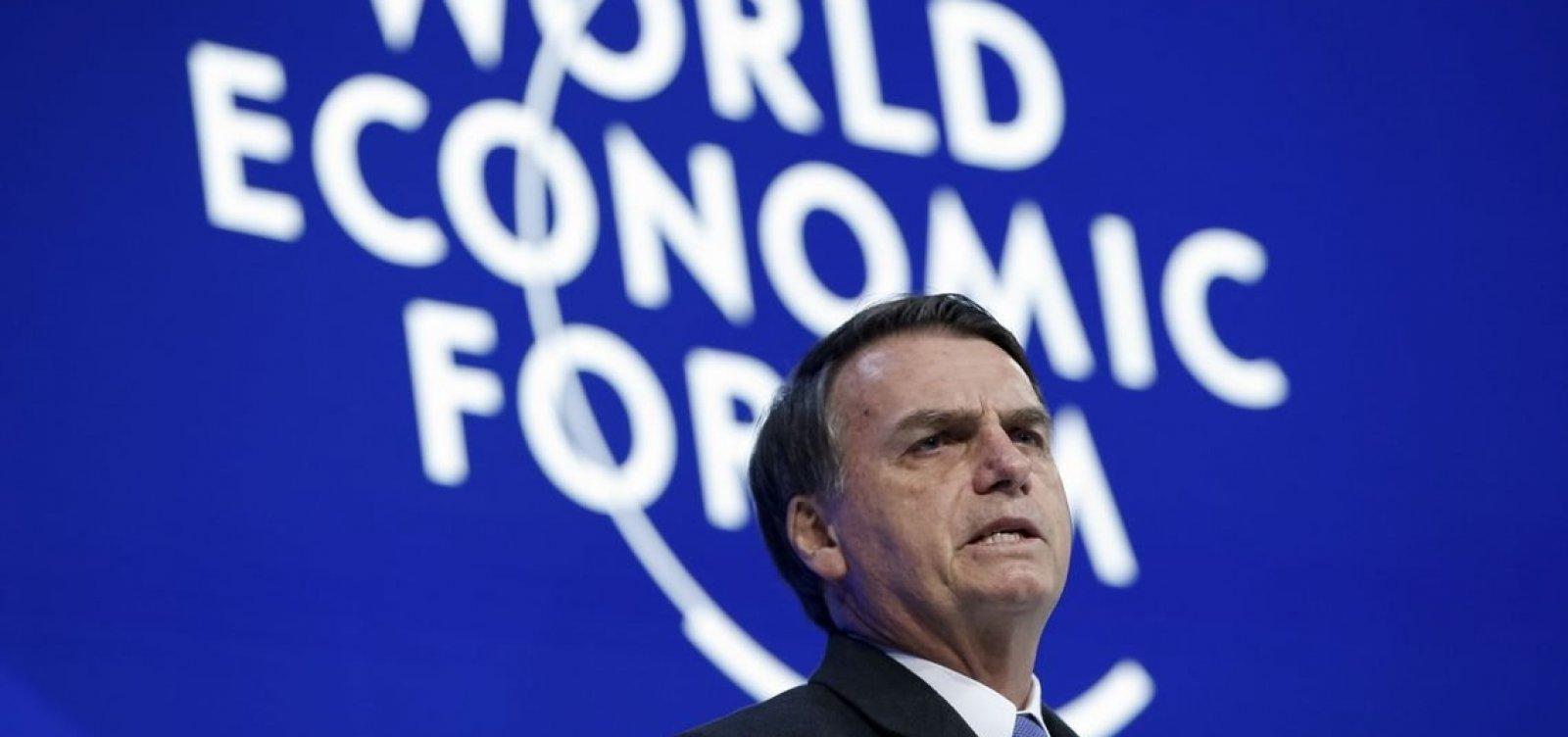 Após Bolsonaro assumir presidência, otimismo com economia cai