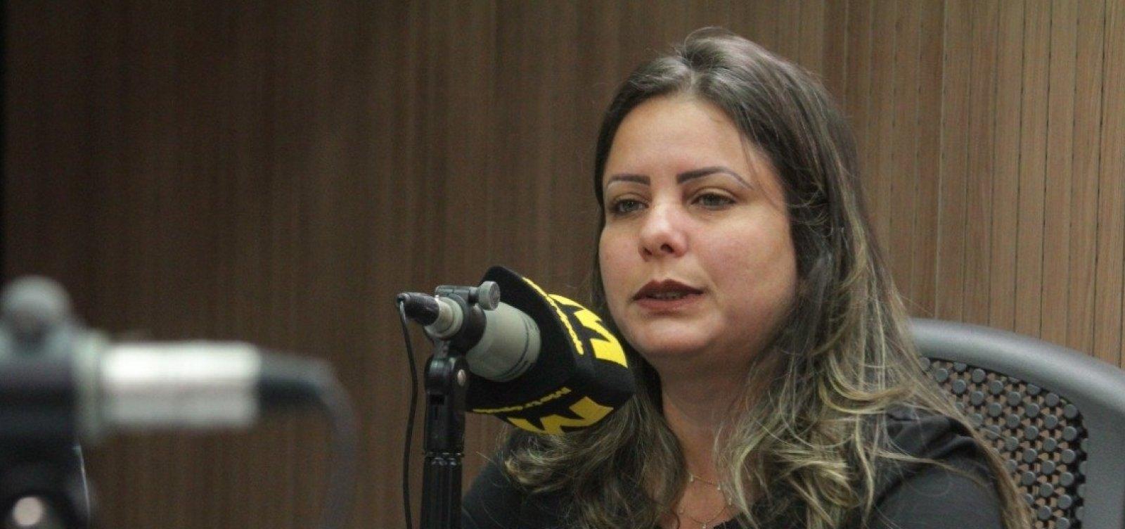 Mirela diz que aceita desafio de ser candidata à prefeitura de Lauro de Freitas