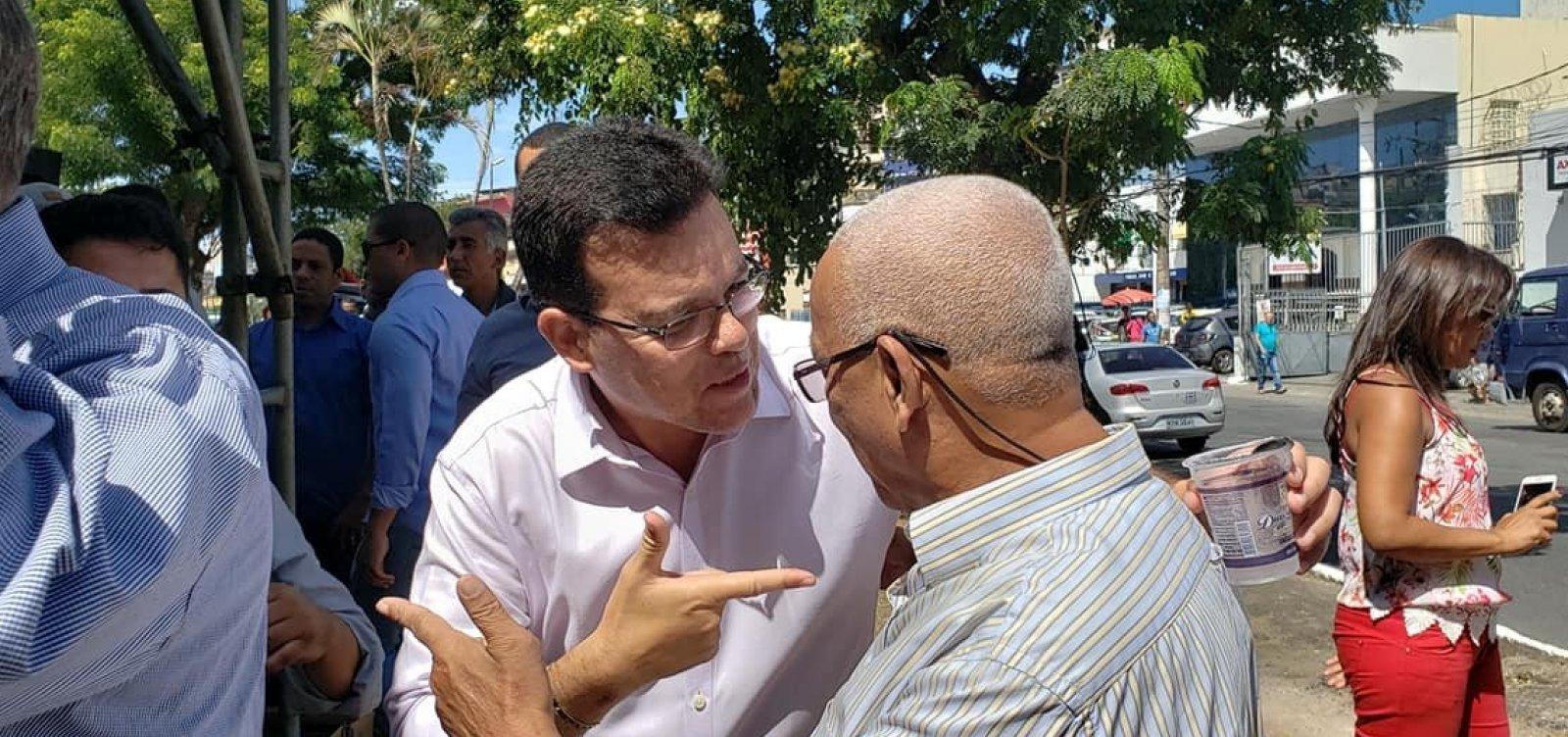 Após pressão, Mangueira deve assumir vice-liderança na Câmara de Salvador