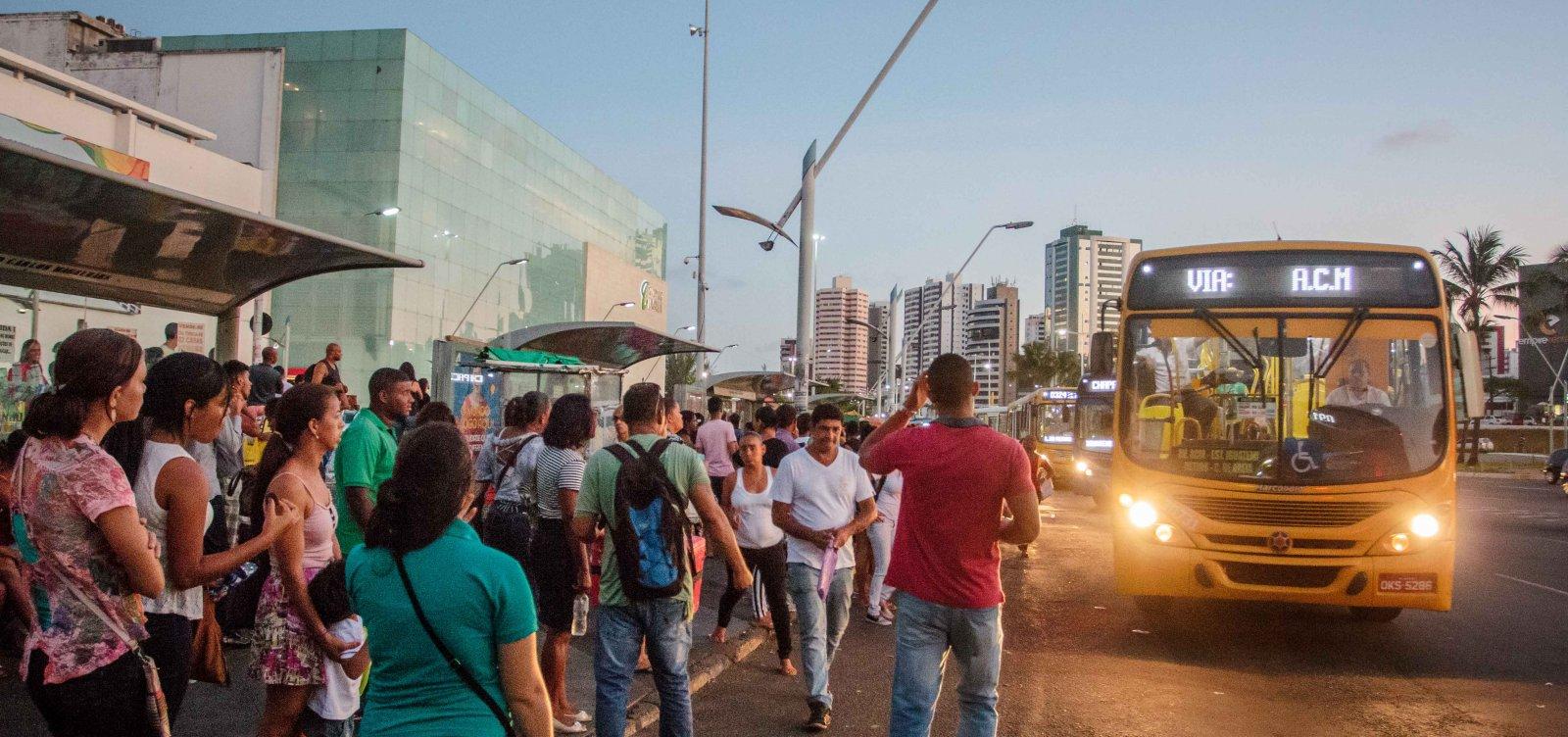 Integra mantém proibida a entrada de baleiros em ônibus de Salvador