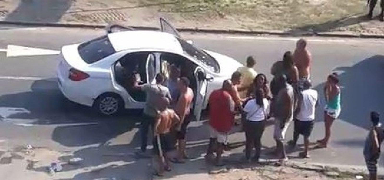 """""""Ficaram de deboche"""", diz viúva sobre soldados que fuzilaram carro no Rio"""